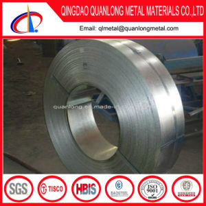 Hot Dipped Galvanized Cold Rolled Zinc Coated SPCC Steel Strip pictures & photos