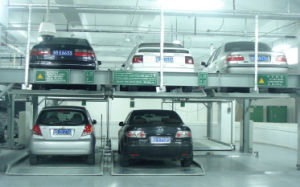 Hot- Sailing Desiree Car Elevator Parking Systems with Ce