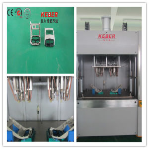 Auto Saucer Heat Staking Welding Machine (KEB-QCMB50) pictures & photos