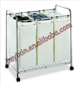 3 Compartment Laundry Sorter (L2007)