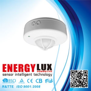 ES-P10A Ceiling Install Infrared PIR Motion Sensor pictures & photos