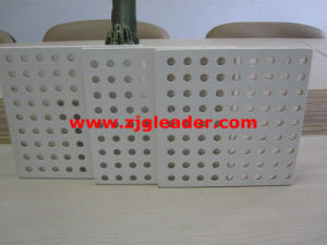 Yd-189 Building Material Acoustic Perforated Ceiling pictures & photos