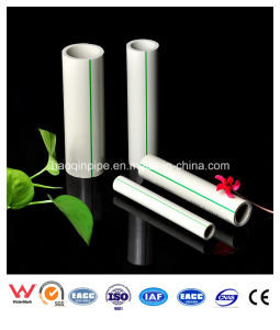 Green 75 mm PPR Pipe for Cold Water Supply pictures & photos