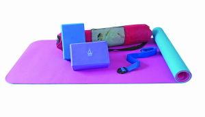 TPE Yoga Mat/Yoga Mat pictures & photos