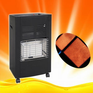 Mobile Ceramic Gas Room Heater with CE Certificate pictures & photos