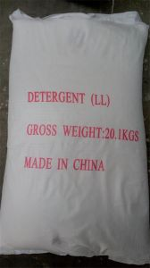 Low Density Laundry Detergent Powder