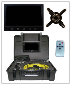 CCTV Pipe Inspection Camera with 9 Inch TFT Color Monitor pictures & photos