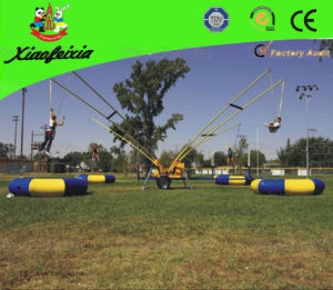Commercial Bungee Trampoline (LG015) pictures & photos