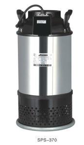 Nodular Cast Iron Sea Water Big Flow Water Pump (SPS370) pictures & photos