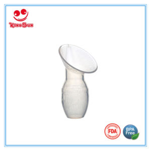 Pure Silicone Breast Pumps for Breast Milk Storage pictures & photos