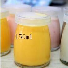 100ml Wholesale Cute Jam/ Yogurt/ Pudding Glass Jar/ Bottle pictures & photos