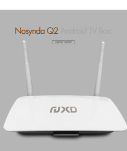 Rockchip 3128 Quad Core Network Smart TV Box OEM/ODM Android TV Box Q2 pictures & photos