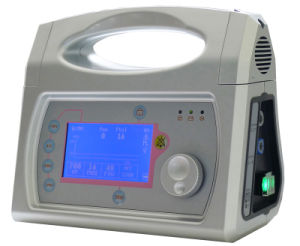 Model Vt-100d Medical Portable Ventilator with CE pictures & photos