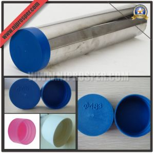 Hot Sale Plastic Pipe End Caps with Good Elasticity (YZF-C07) pictures & photos