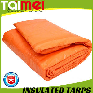 Isulated Tarp for Construction/Buliding Cover pictures & photos