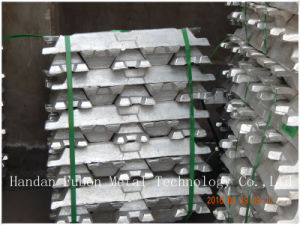 Aluminum Ingots 99.9%/Aluminium Ingot Factory / Manufacturer with Best Price pictures & photos