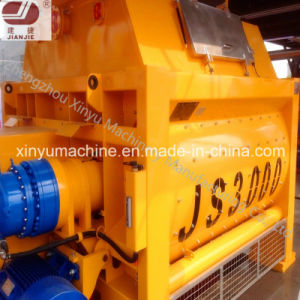 Electric Cement Mixer Concrete Mixer Js3000 pictures & photos