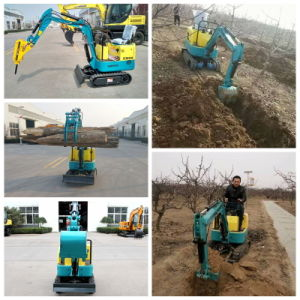 Mini Excavator, Mini Farm Small Excavator Xn08 for Sale pictures & photos