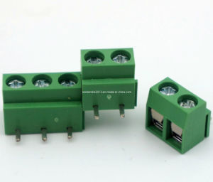 High Quality PCB Screw Terminal Block (DG126R-5.0)