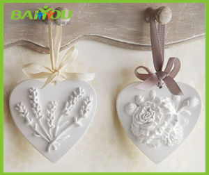 Scented Ceramic Heart pictures & photos