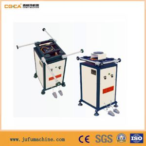 Insulating Glass Rotated Sealant Spreading Machine pictures & photos