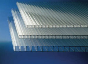 Clear Polycarbonate Sheet Polycarbonate Awning pictures & photos