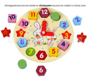 Greensource, Heat Transfer Film for Wooden of Toy Clock pictures & photos