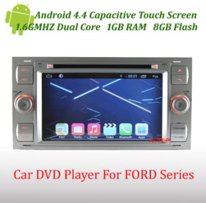 Car DVD Player for Ford Focus Transit Fusion with Android 4.4 System