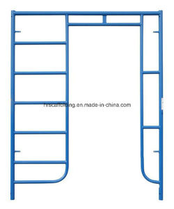 Construction Ladder American Standard Steel Scaffold Frame pictures & photos