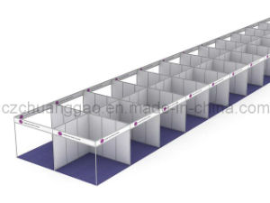 Exhibition Booth Trade Show Booth Shell Scheme Kiosk Booth Modular Exhibition Booth pictures & photos
