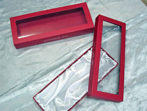 Clear Windows Paper Boxes for Flowers & Gifts (FLB-9303) pictures & photos
