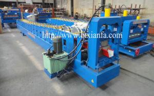 Metal Gutter Roll Forming Machine (XF410)