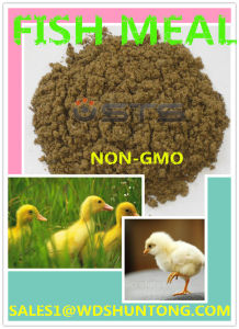 Fish Meal with High Protein for Animal Feed pictures & photos