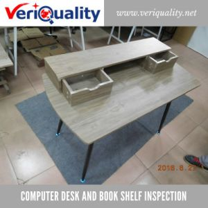 Computer Desk and Book Shelf Quality Control Inspection Service at Nanhai, Guangdong pictures & photos