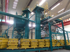 Good Design for Lost Foam Casting Line/ EPC Casting/Foundry Casting pictures & photos