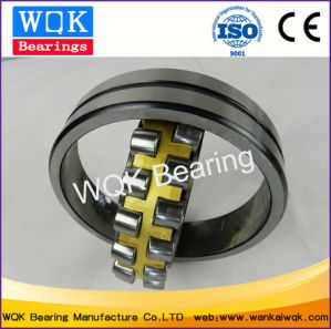 Wqk Bearing 22216ca/W33 Brass Cage Spherical Roller Bearing pictures & photos