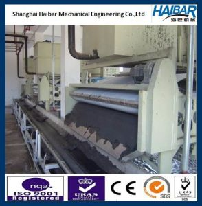 High Capacity Sludge Dewatering Machine for Sewage Treatment Plant