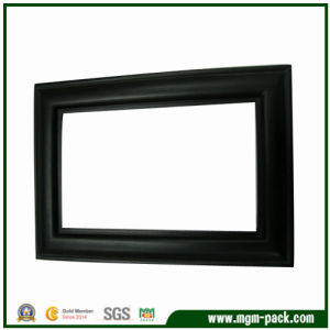 Promotional Good Quality Black Wood Photo Frame pictures & photos