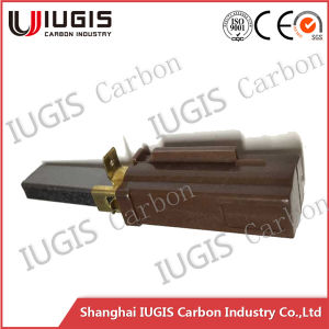 Dust Cleaner Electric Motor Spare Parts Carbon Brush pictures & photos