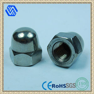 DIN 1587 Stainless Steel Hexagon Cap Nut (BL-0064) pictures & photos