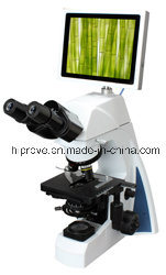 Ht-0262 Hiprove Brand LCD Digital Microscope pictures & photos