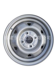 Top Quality Product 14 Inch Steel Wheel for Light Truck