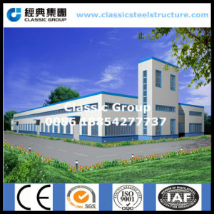 Prefabricated Steel Structure Two Story Building pictures & photos