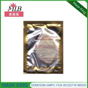 Silver Diamond Collagen Moisturizing Facial Mask pictures & photos