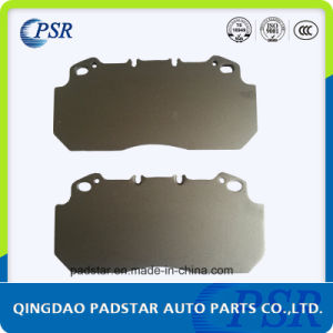 High Quality Brake Pads Steel Back Plate for Volvo Parts pictures & photos