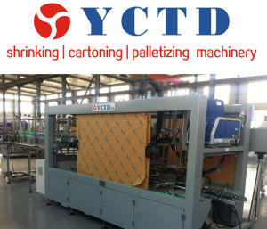 beverage case packing machine pictures & photos