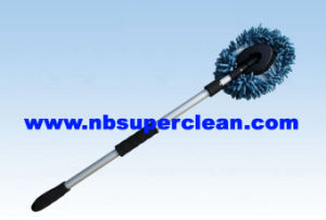 Chenille Microfiber Mop with Extendable Handle (CN1181) pictures & photos