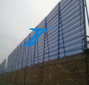 Perforated Sheet Dust Wind Barrier pictures & photos