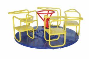 (Rotating Chairs TXJ-E008) Children Outdoor Fitness Equipment