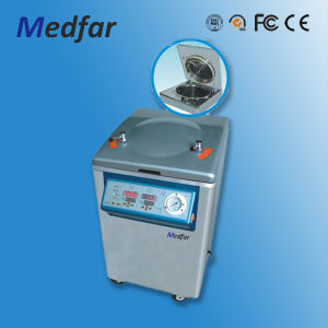 Medfar Series G Vertical Pressure Steam Sterilizer Mfj-Ym pictures & photos